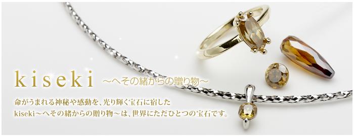 kiseki~へその緒からの贈り物~命がうまれる神秘や感動を、光り輝く宝石に宿したkiseki~へその緒からの贈り物~は、世界にただひとつの宝石です。